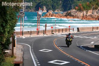 Re Route「城崎からはわいへ」 | motorcyclist 2021年1月号