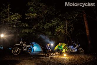 セロー&CT125ハンターカブ セカンドバイクの「旅力」 | motorcyclist 2021年1月号