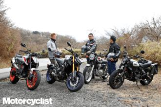 TOPIC   モーターサイクリスト 2021年2月号