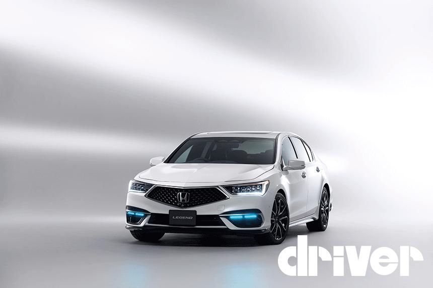 ●世界初の「自動運転レベル3」の市販車が登場 ホンダ レジェンド