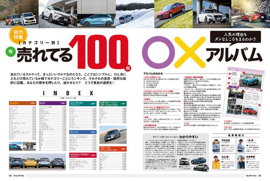 試し読み|ドライバー2021年5月号P028-029